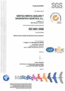 ISO 9001_GENYCA_EN